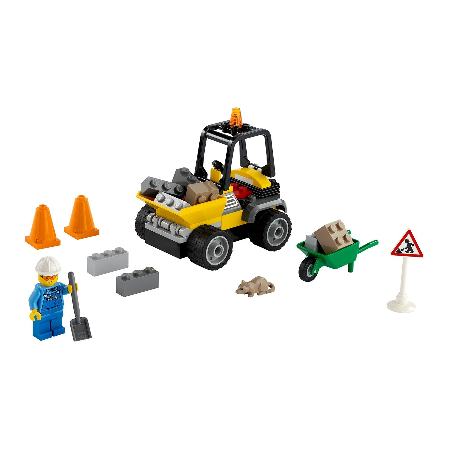LEGO CITY Roadwork Truck