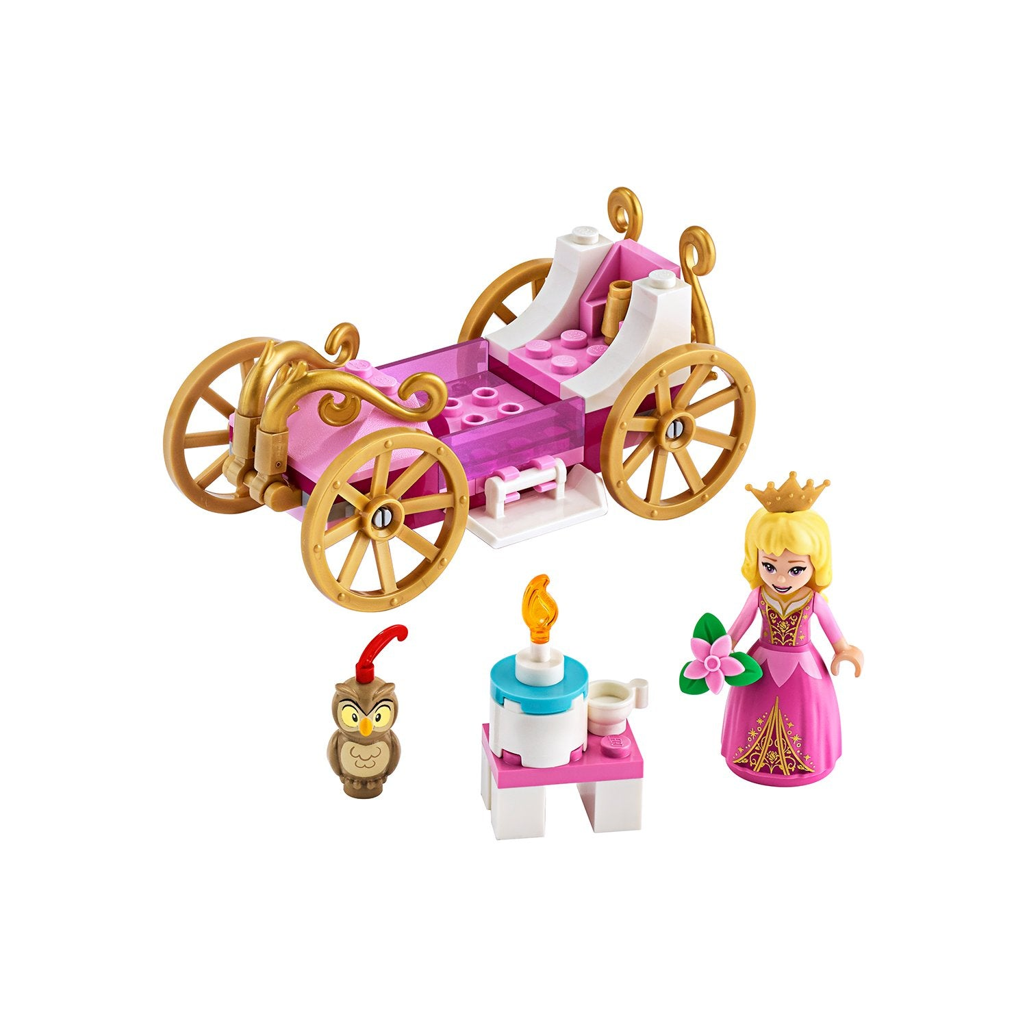 LEGO DISNEY PRINCESS Carruaje Real de Aurora