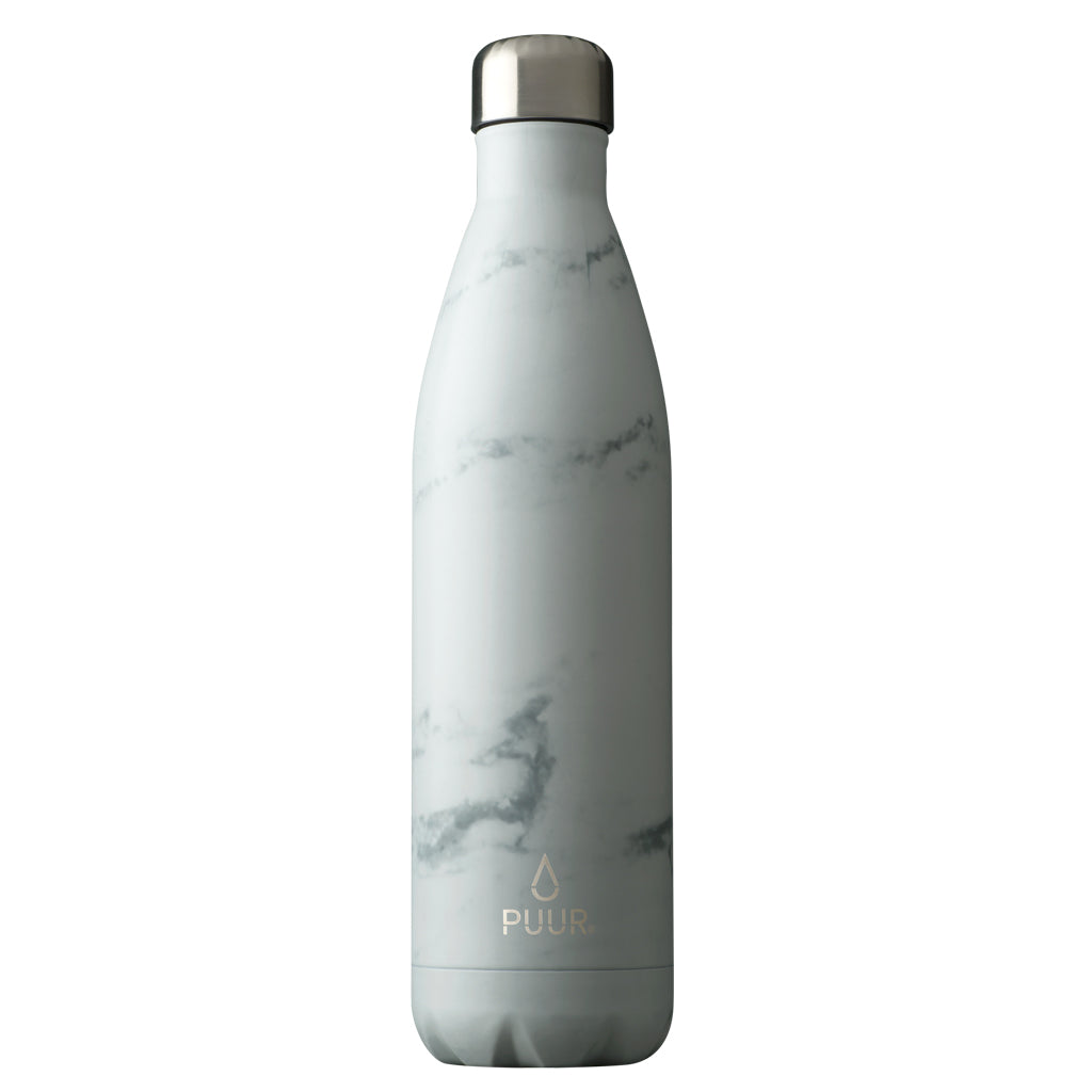 PUUR BOTTLE MARBLE 750 ml