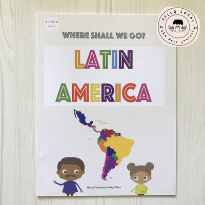 "Libro Bukku ""Where Shall We Go? Latin America"""