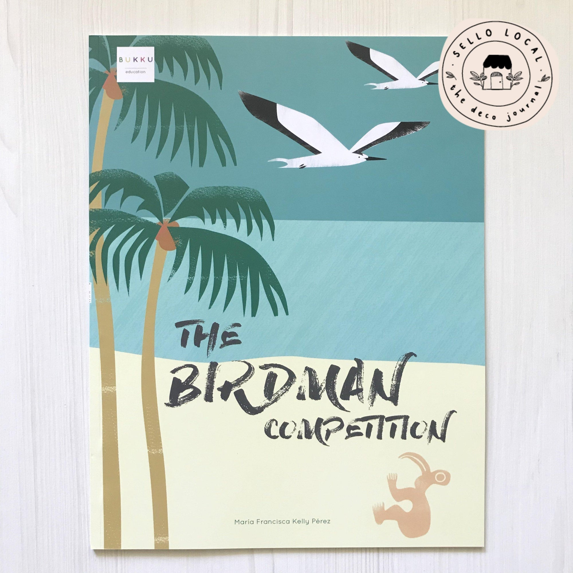 "Libro Bukku ""The Birdman Competition"""