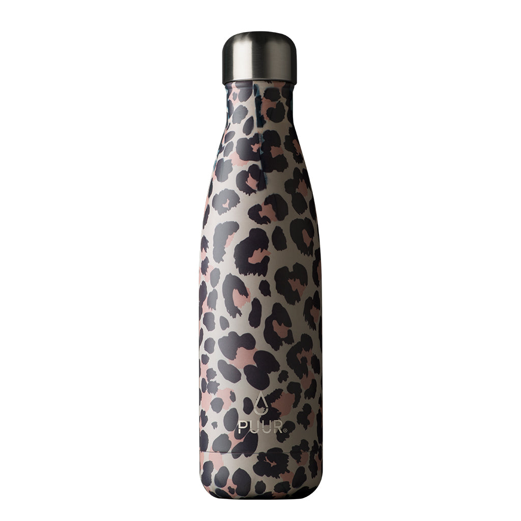 Puur Bottle Animal Print