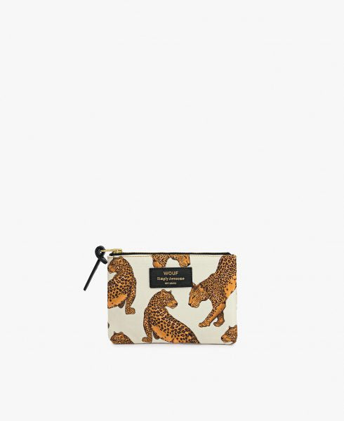 Wouf Monedero Leopardo