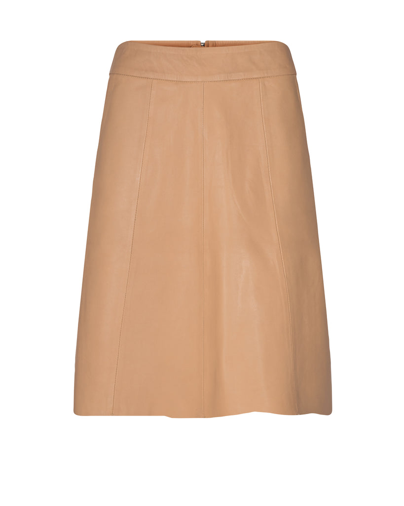 Mos Mosh Adalyn Leather Skirt