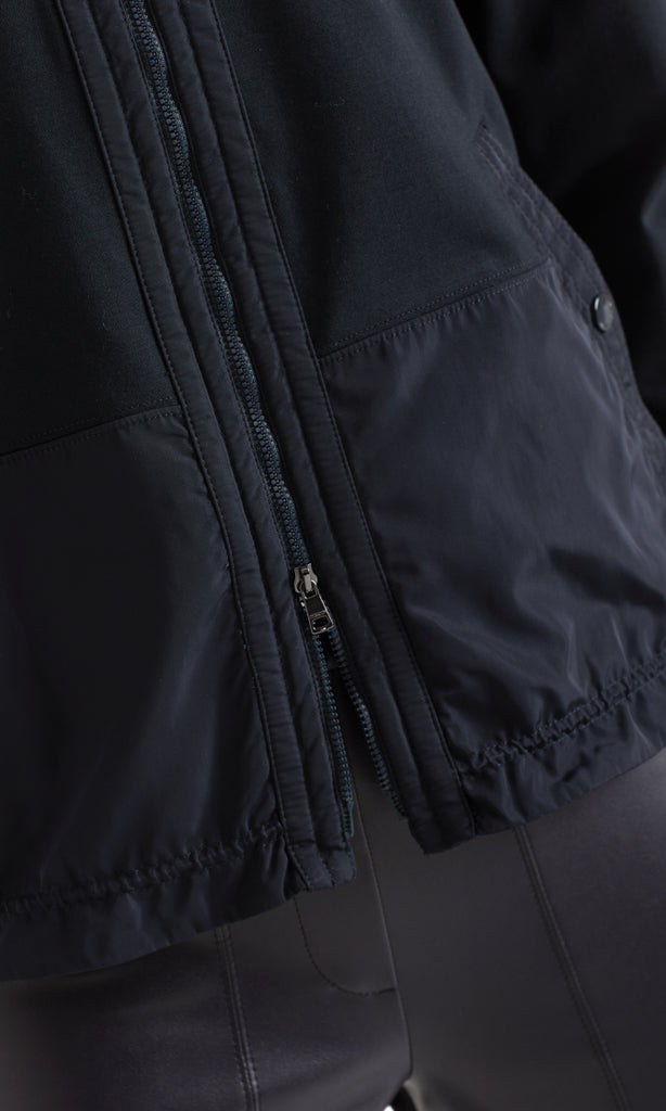 Marc Cain Jacket with nylon patches
