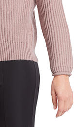 Marc Cain Sweater with cable motif
