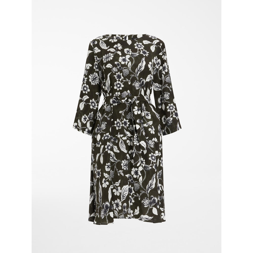 Weekend Max Mara Fischio Dress in silk