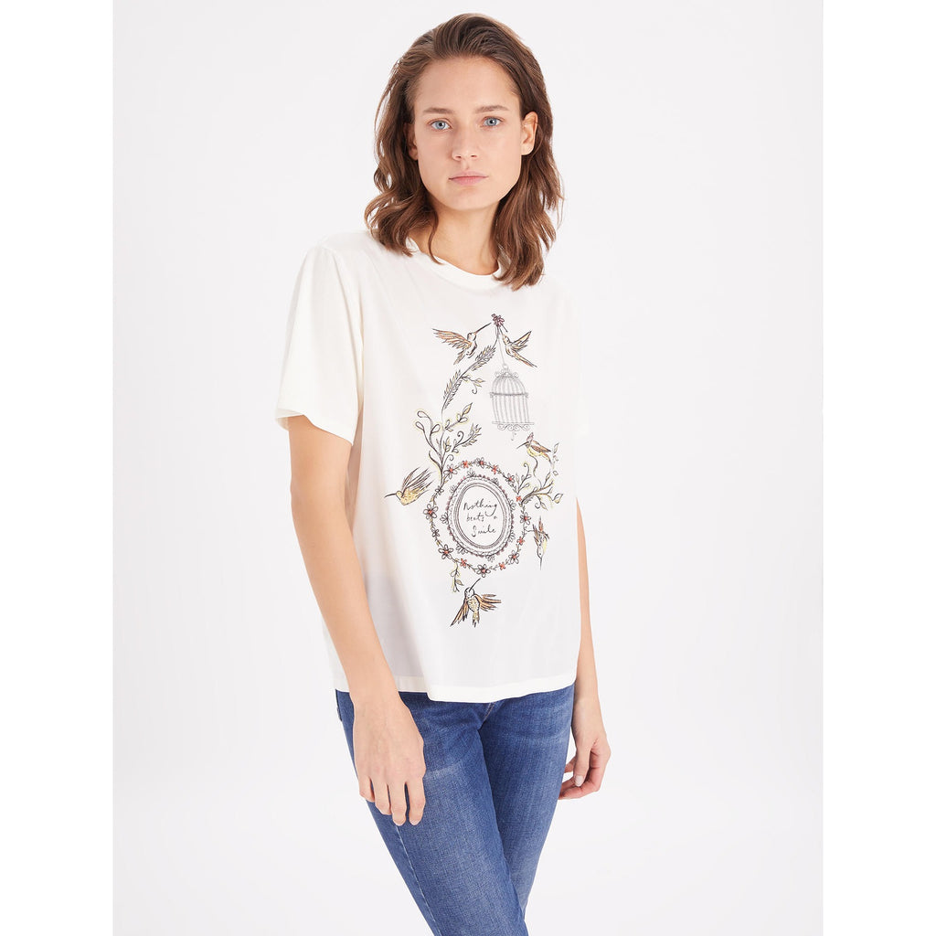 Weekend Max Mara Panno T-Shirt