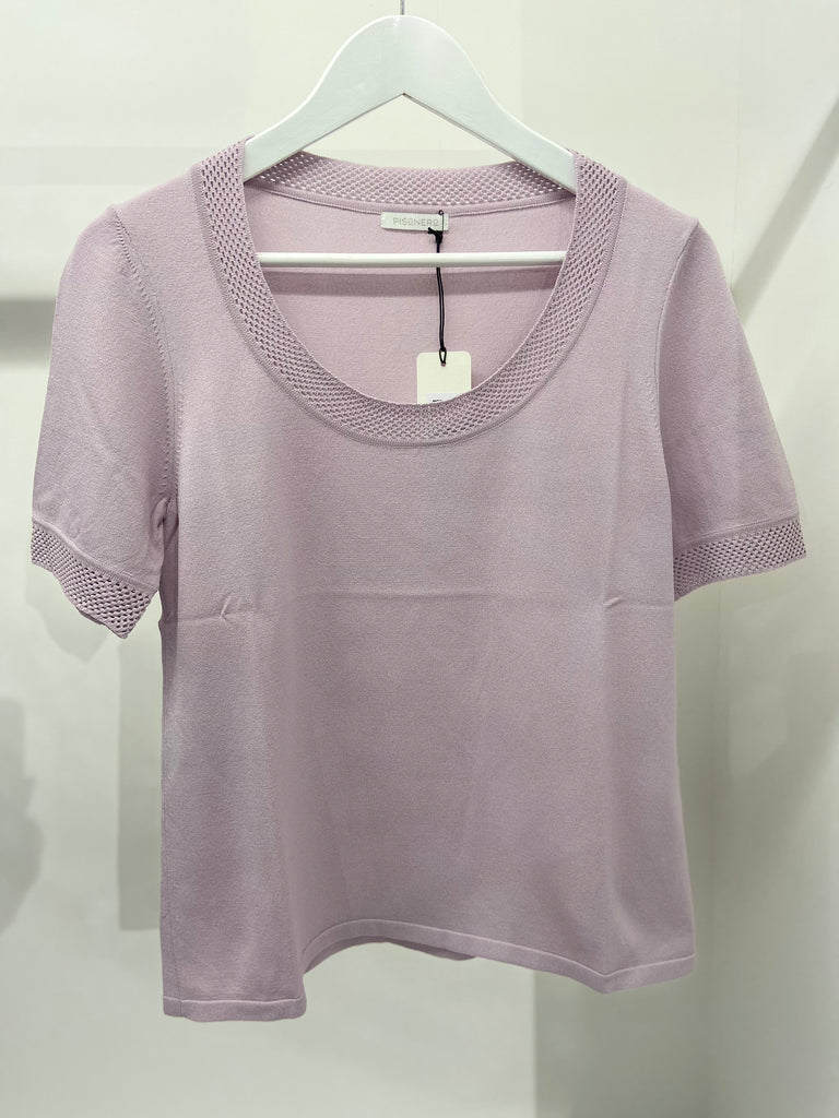 Pisonero Row T-Shirt Pink