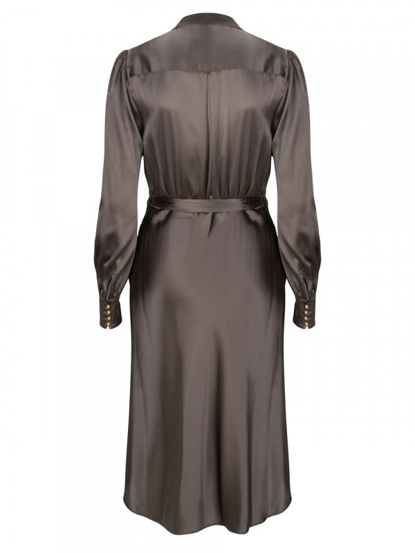Dante 6 Frieda Silk Stretch Wrap-Dress