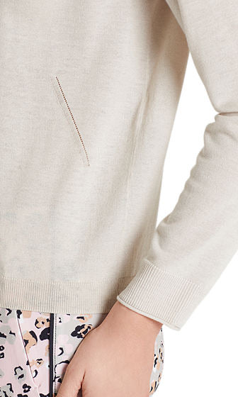 Marc Cain Sweater with Silk & Cashmere