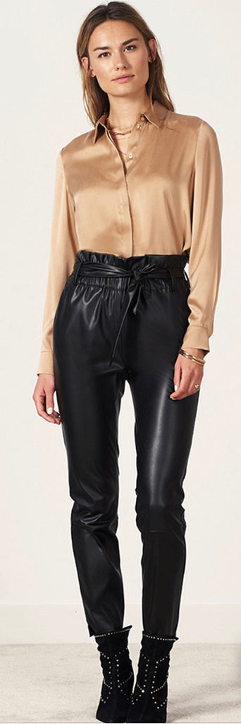 Dante 6 Zayn Silk Stretch Blouse