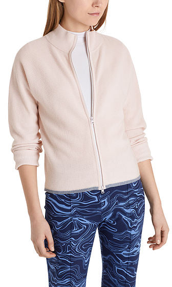 Marc Cain High-quality textured cardigan