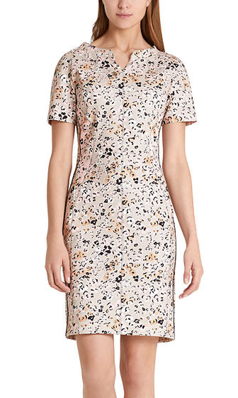Marc Cain Dress in stretch fabric
