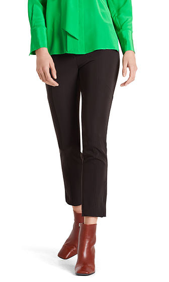 Marc Cain Pants in stretchy synthetic fibre