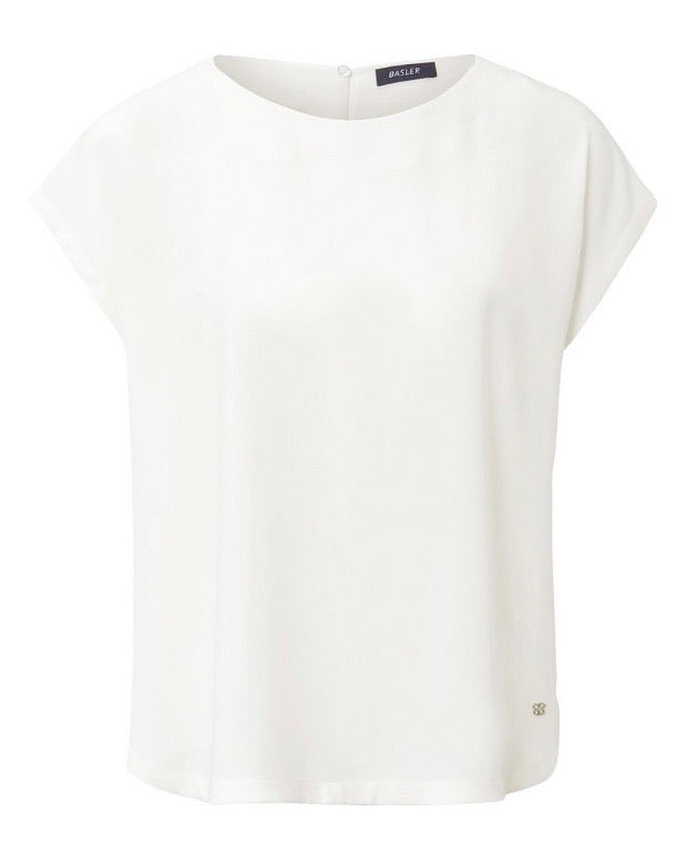 Basler Round neck blouse