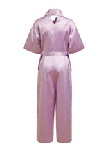 Load image into Gallery viewer, Mauve jumpsuit