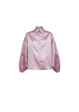 Load image into Gallery viewer, Mauve soft shoulders shirt