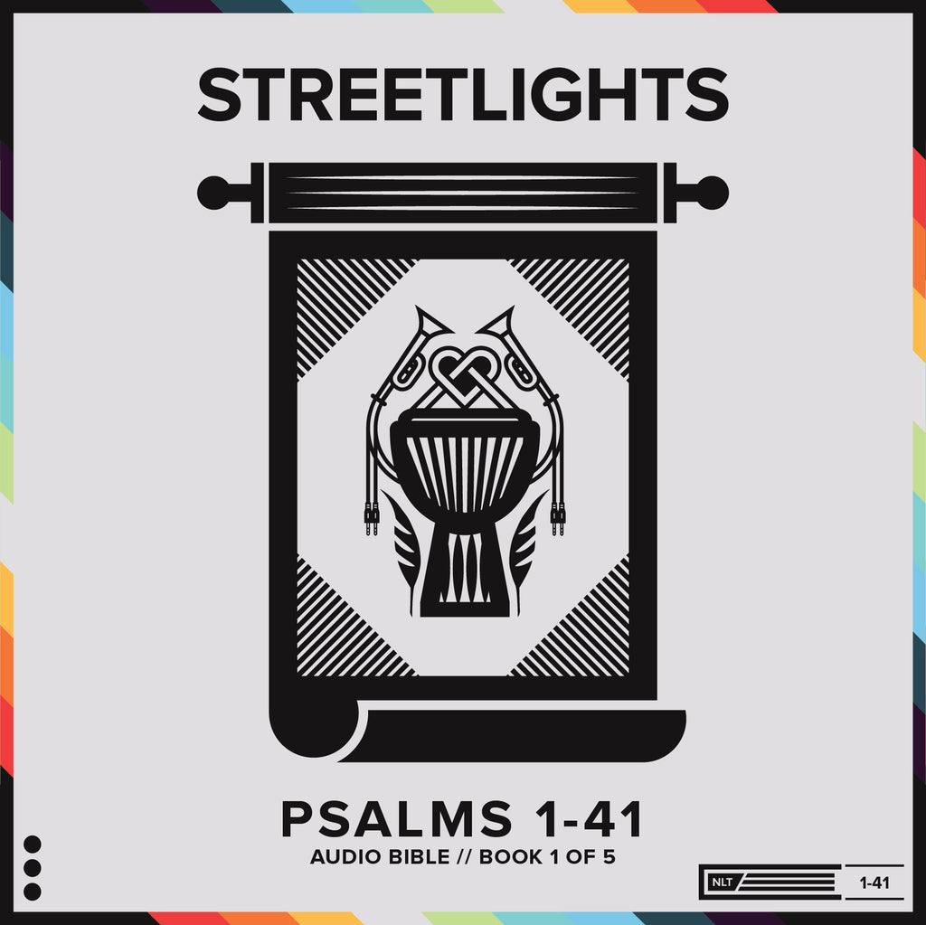 Psalms // Book 1 (Chapters 1-41) Digital Download // Donate What You Want