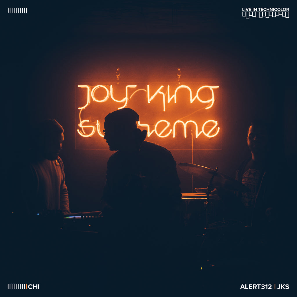 ALERT312 // Joy King Supreme - Digital Download