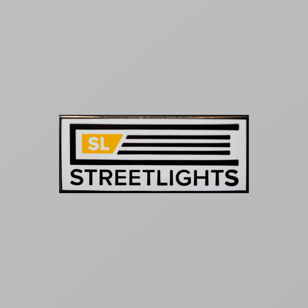 Streetlights Essential Enamel Pin