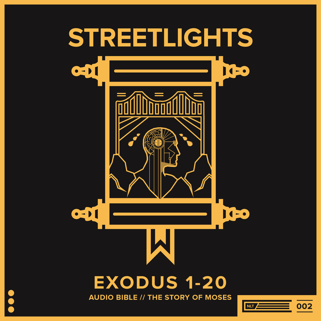 Exodus 1-20 Digital Download // Donate What You Want