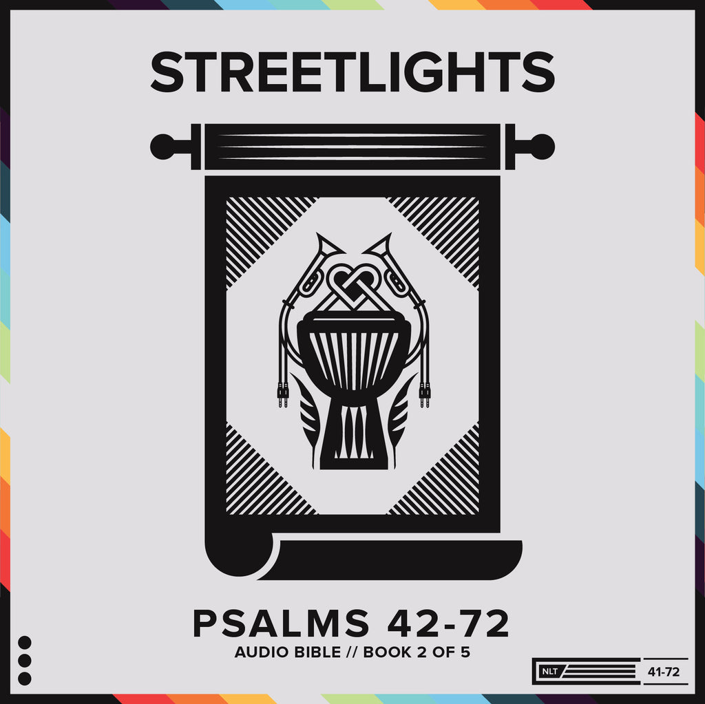 Psalms // Book 2 (Chapters 42-72) Digital Download // Donate What You Want