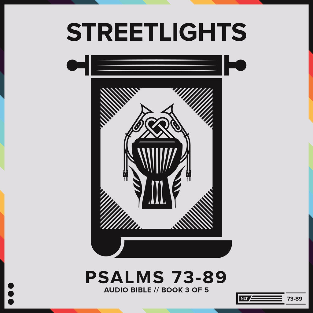 Psalms // Book 3 (Chapters 73-89) Digital Download // Donate What You Want