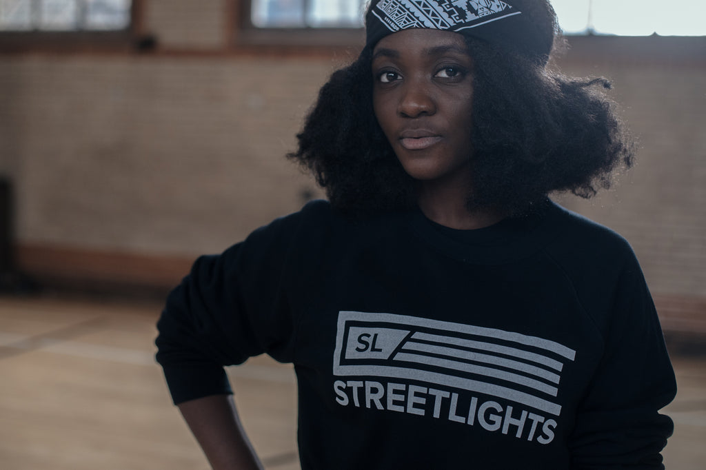 Streetlights Essential Crewneck