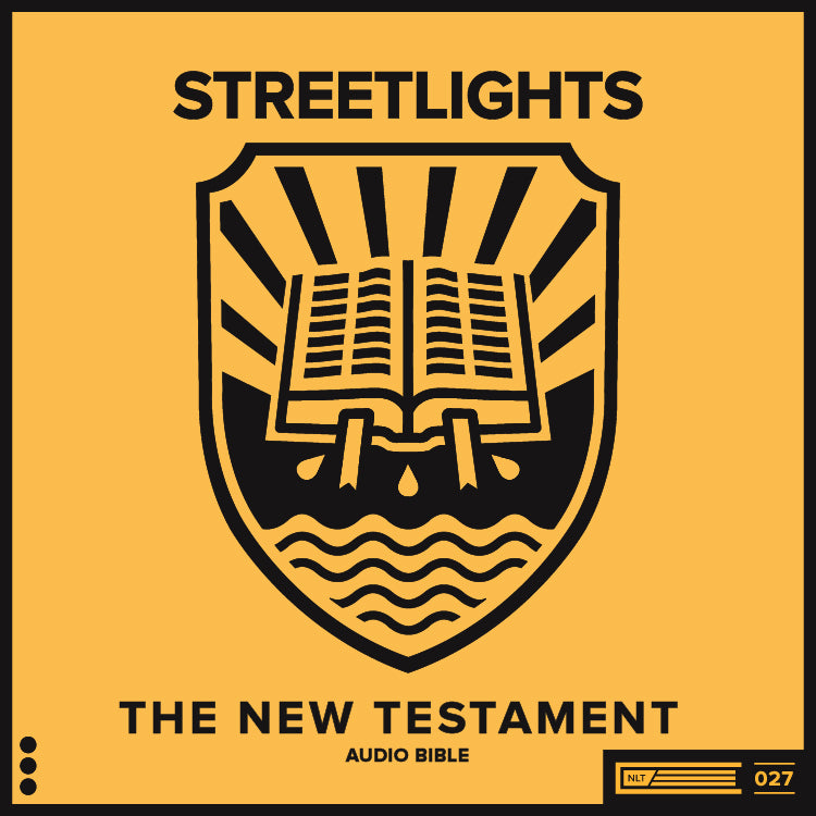 Streetlights New Testament Audio Bible (NLT) // Digital Purchase