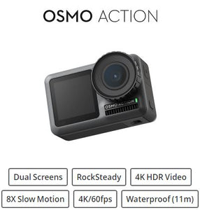 DJI Osmo Action - Top Shots Store