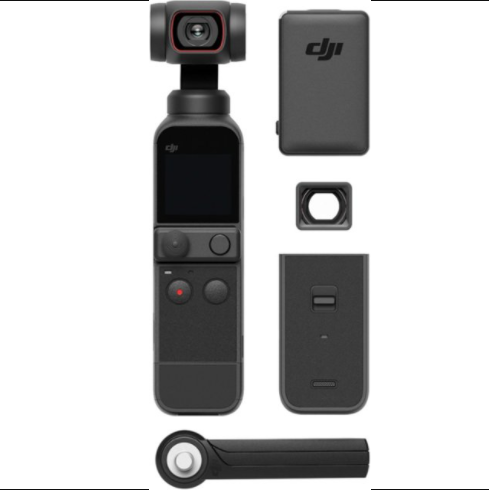 DJI Pocket 2 Creator Combo - Top Shots Store