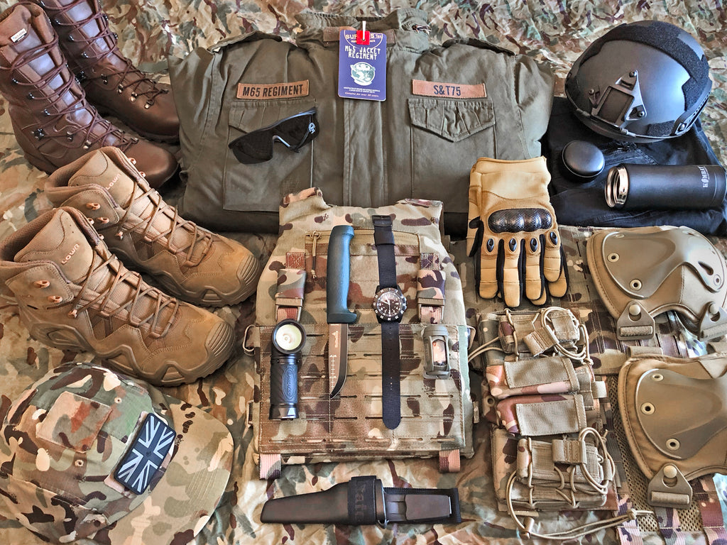 Becketts Military Collection