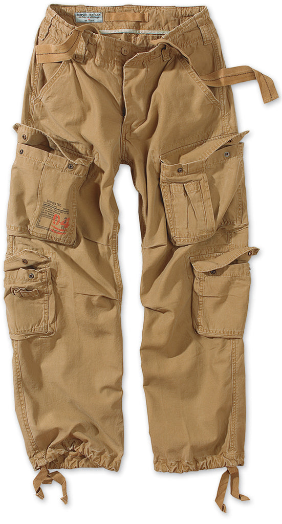 Surplus Tex Airborne Vintage Combat Trousers