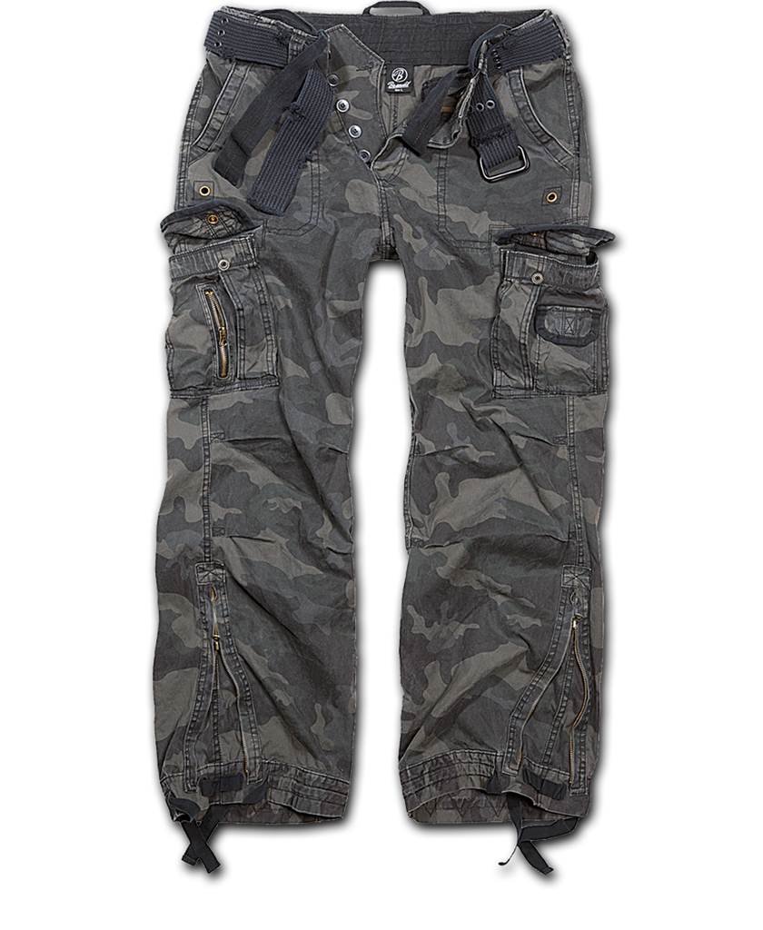 Brandit - Royal Vintage Combat Trousers - Big Size