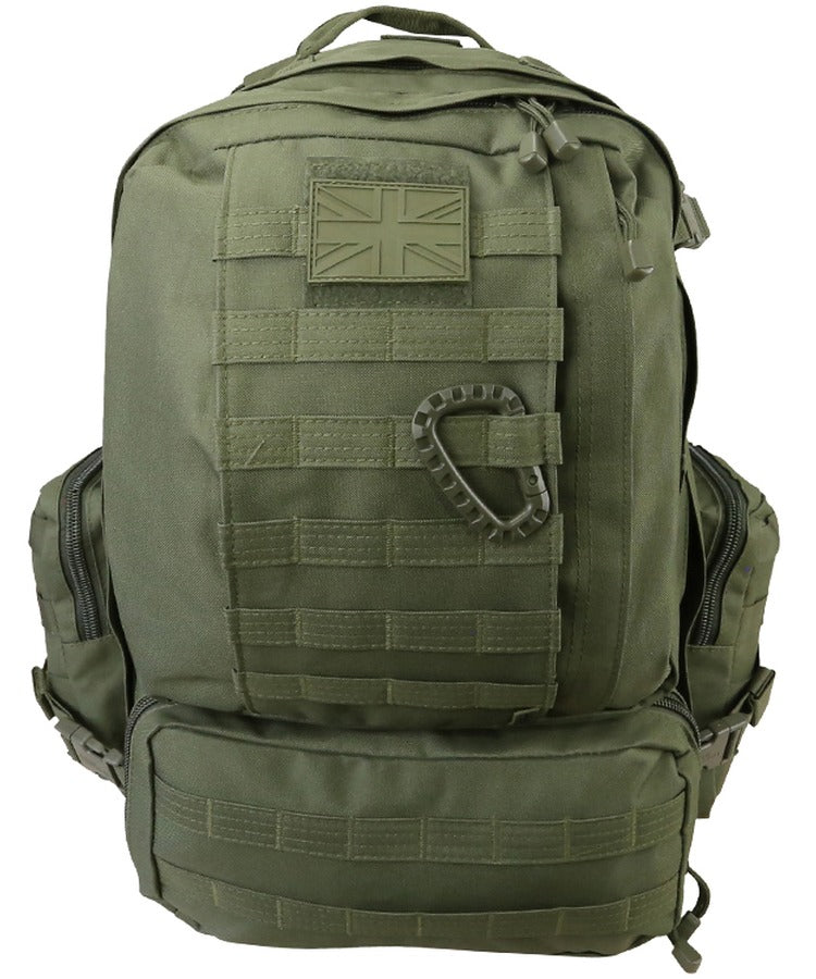 Kombat UK - Viking Patrol Pack - 60 Litre
