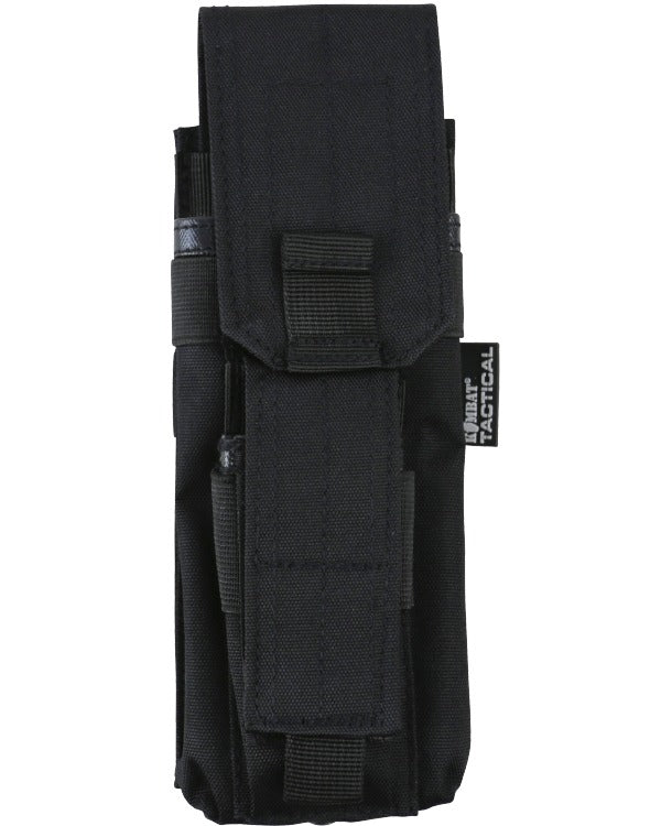 Kombat UK - Single Mag Pouch with Pistol Mag
