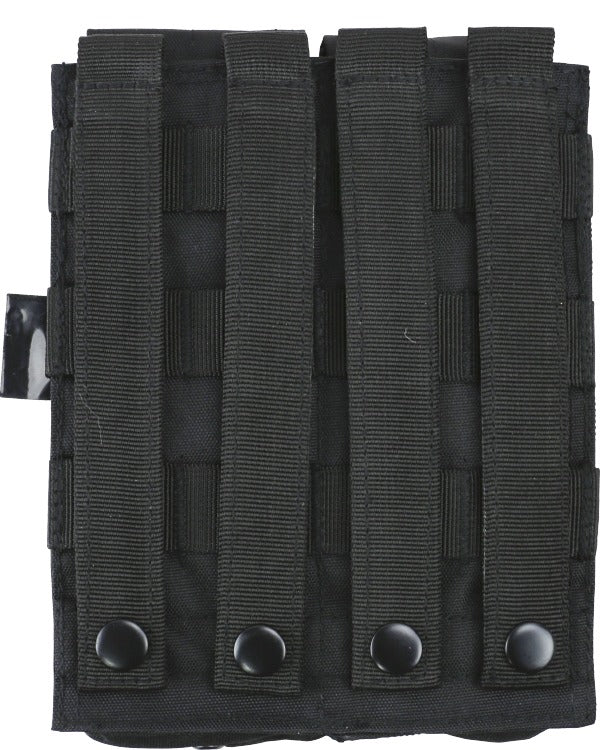 Kombat UK - Double Mag Pouch with Pistol Mag