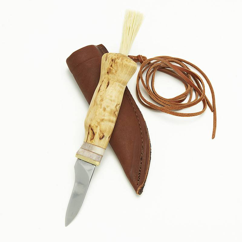 Wood Jewel - Mushroom Picking Knife (100159)