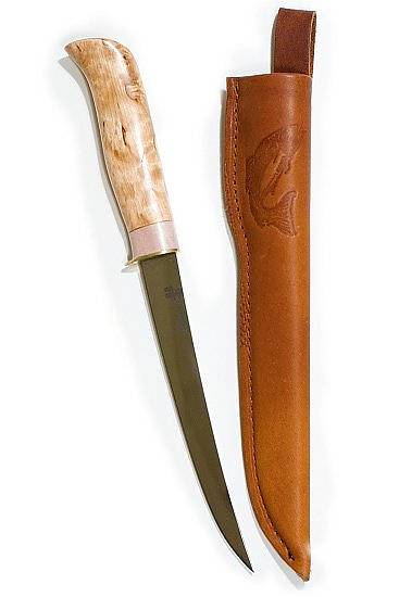 Karesuando Kniven - The Salmon Filleting Knife