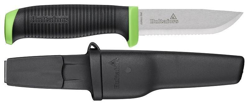 Hultafors - New Rope Knife (Stainless Steel) ( 380230)