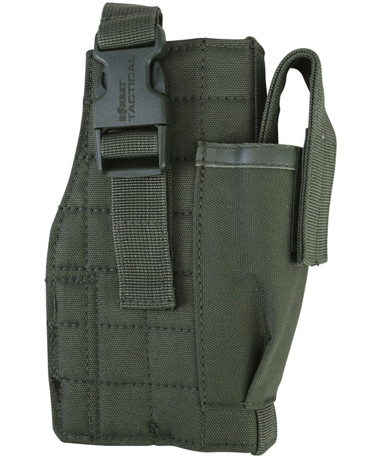 Kombat UK - Molle Gun Holster with Mag Pouch