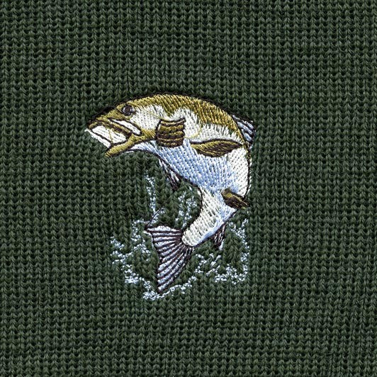 Embroidery - Fish