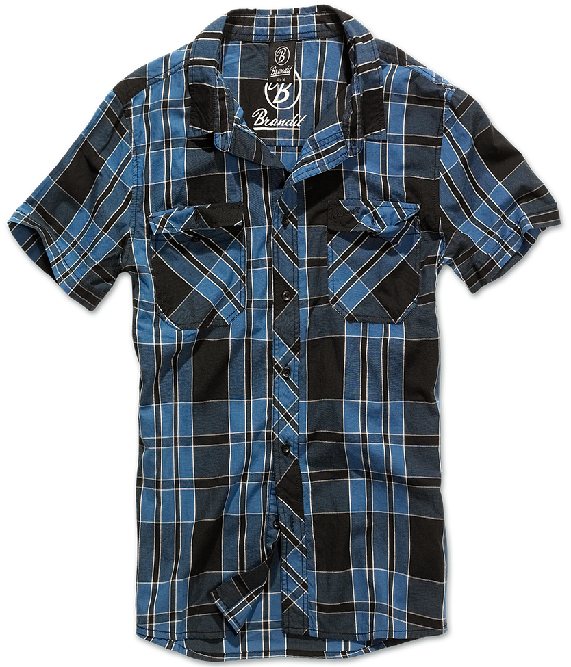 Brandit - Roadstar Shirt - Short 1/2 Sleeve