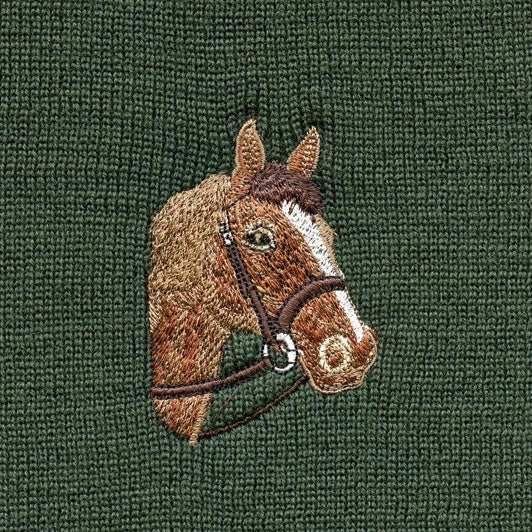 Embroidery - Horse