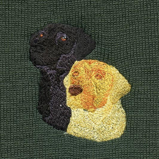 Embroidery - Dogs