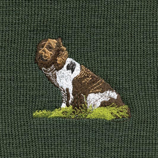 Embroidery - Dog Sitting