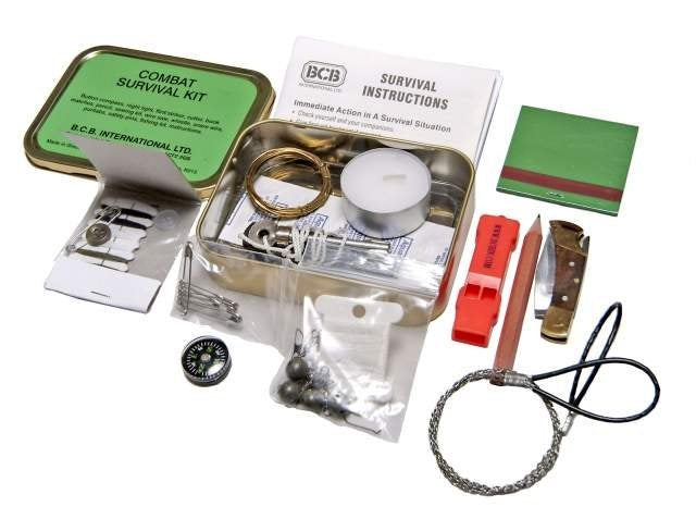 BCB International - Adventure Combat Survival Nato KIt