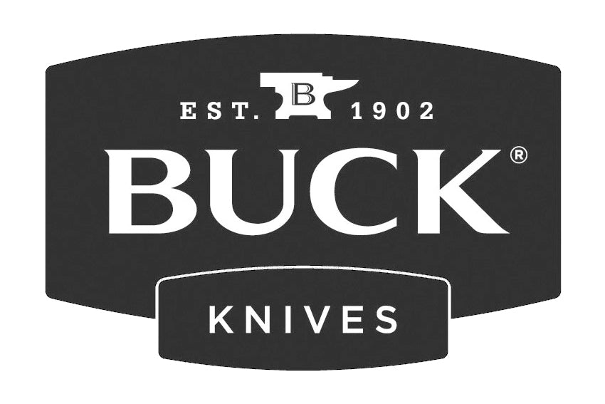 Buck - Zipper Knife - Black