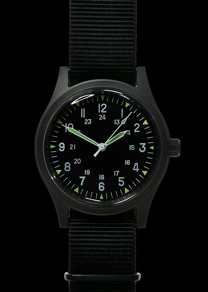 MWC Classic Watch - PVD LTD Edition GG-W-113 Vietnam Watch (Automatic)
